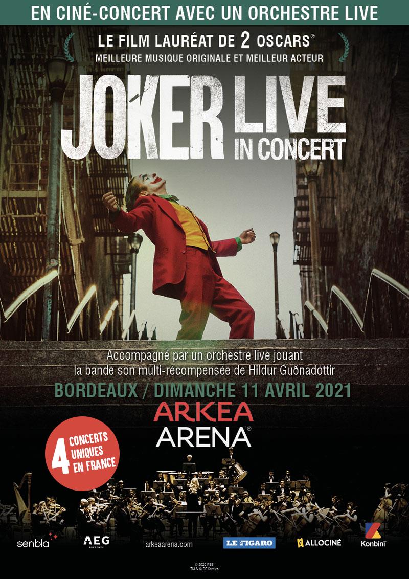Joker Live Cine
